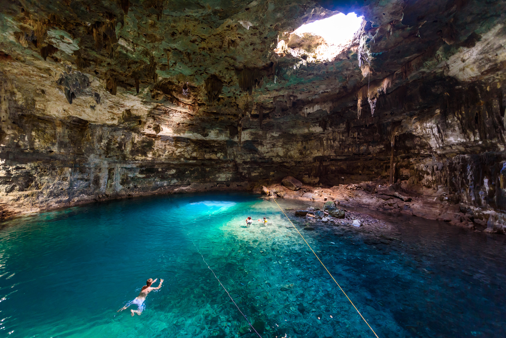 Best natural attractions in Mexico