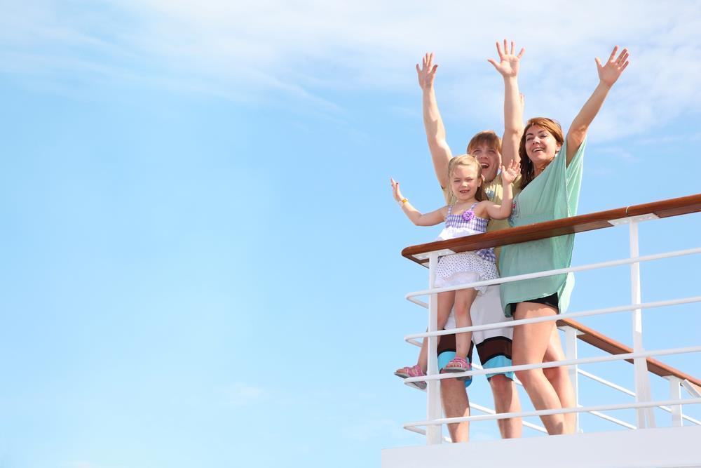 Cruise Advice for Parents with Kids at Sea