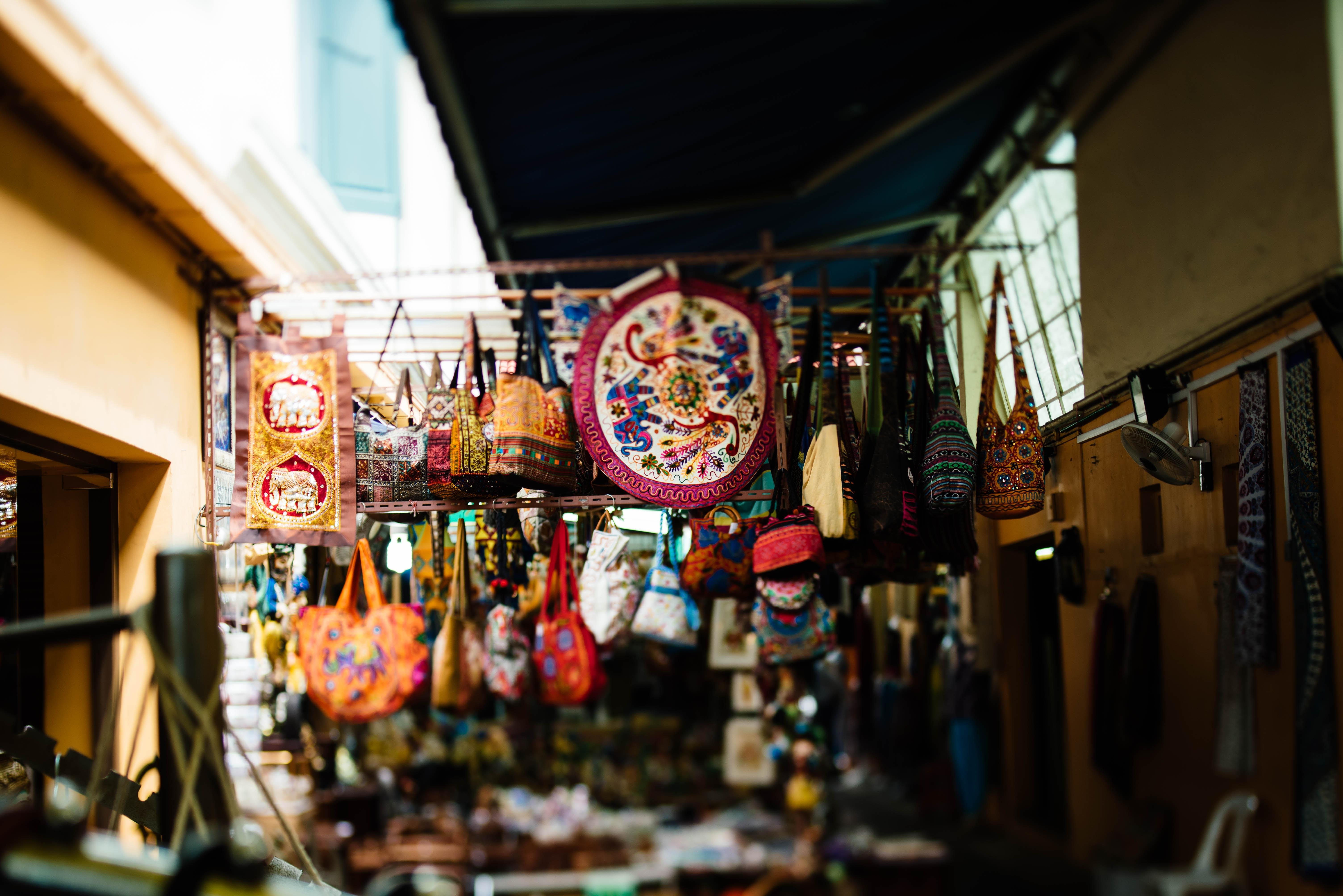 A first timer's guide to haggling