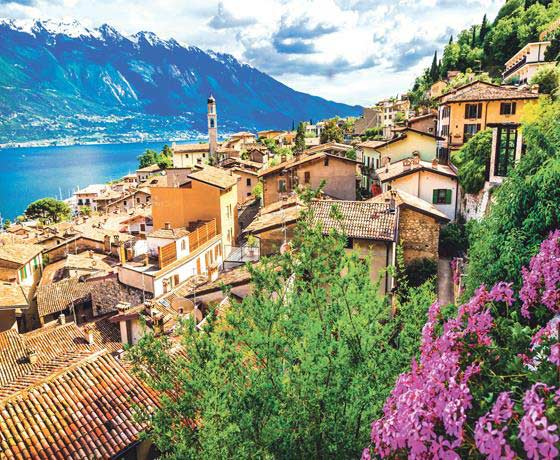 Lake Garda Stay & Greek Isles Cruise