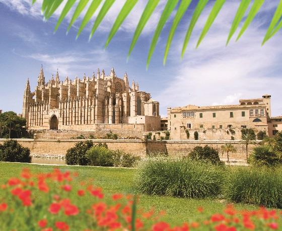 Majorca Beach Stay & Med Island Hopping Cruise-All Inc' Drinks